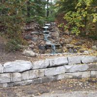 Medium Waterfall Ponds